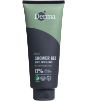 Derma Shower Gel 3i1 - Body, face and hair (350 ml)
