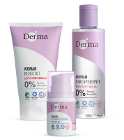 Derma Eco Woman Start kit - sensitiv hud