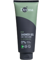 Shower Gel 3i1 - Body, face and hair (350 ml)